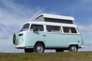 Classic Volkswagen Campervans