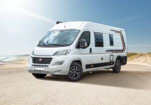 4 Berth Compact Campervan