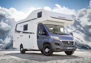 4 Berth Deluxe Campervan