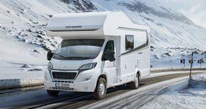 6 Berth Deluxe Campervan
