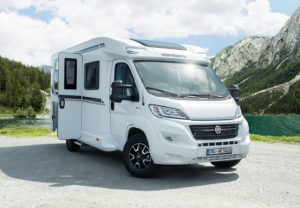 2 Berth Luxury Low Profile Campervan